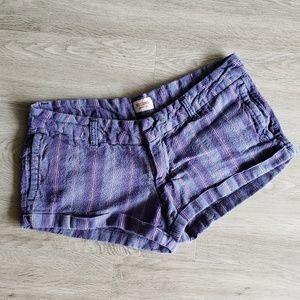 Mossimo Striped Shorts